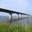 Confederation Bridge to Prince Edward Island — Stock Photo #6102988