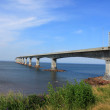 Confederation Bridge to Prince Edward Island — Stock Photo #6102998