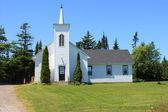 Rural church — Stock Photo