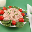 Tuna salad — Stock Photo #6193384