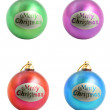 Christmas ornaments — Stock Photo #6193739