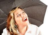 Rain or shine — Stock Photo
