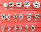 Screwdriver bits — Foto de Stock