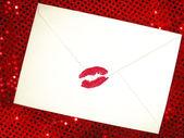 Love letter — Stock Photo