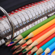 Royalty-Free Stock Photo: School and art supplies
