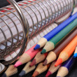 School and art supplies - Stock Photo