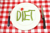 Ernährung gemüse — Stockfoto