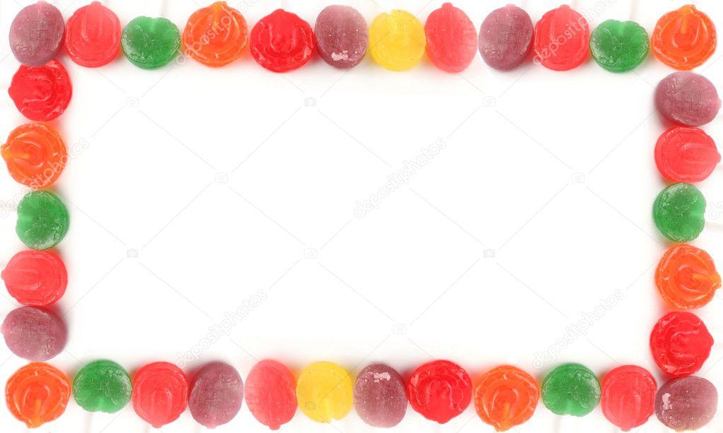 Candy Border