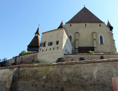 Fortified church of Biertan — Stock Photo