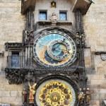 Prag orloj — Stok fotoğraf