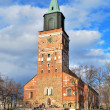 Turku Cathedral — Stock Photo #5591769