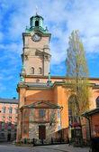 Stockholm's Cathedral — Stockfoto