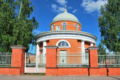 Hamina. Finland. The Round Church — Stock Photo