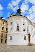 Prague. Holy Cross chapel — Stock Photo