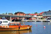 Porvoo, finlande — Photo