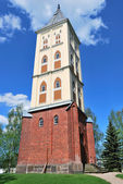 Lappeenranta. St. Mary Church — Stock Photo