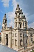 Budapest. Basilica of St. Stephen — Stock Photo