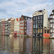 Amsterdam. Old Quarter — Stock Photo #6705528