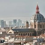Architecture Detail of Paris, France — Stock Photo