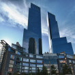 Columbus Circle in New York City — Stockfoto