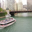 View of Chicago - Stock Photo