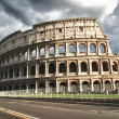 Colosseum under a Stormy Sky, Rome — Stock Photo #6098729