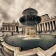 PiazzSPietro, VaticCity — Stock Photo #6098735