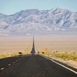 Extraterrestrial Highway, Nevada — Stock Photo #6099033
