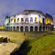 Lights of Colosseum at Night — Stock Photo #6099189