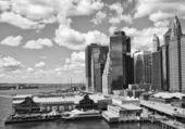 Bâtiments de new york city — Photo