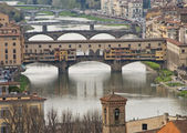 View of Florence, Italy — Stock Photo