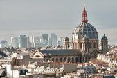 Dettaglio di architettura di parigi, francia — Foto Stock
