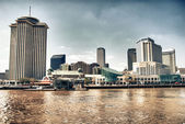 New Orleans Buildings, Louisiana — Stock Photo
