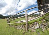 Meadows of Val Visdende, Italy — Stock Photo