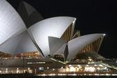 Sydney by Night — Stock Photo