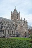 Architektura dublin, irlandia — Zdjęcie stockowe