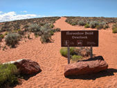 Horseshoe Bend, Arizona — Stockfoto
