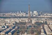 Detalhe da arquitetura de paris, frança — Foto Stock