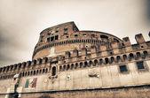 Castel Santangelo in Rome — Stock Photo