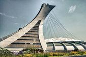 Stadium of Montreal, Canada — Stock Photo