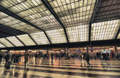 Florence Train Station — Stock Photo