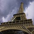 Eiffel Tower seen from Below, Paris — Stock Photo #6100058