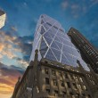 Stock Photo: Buildings and Sky Colors of New York
