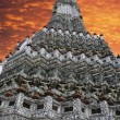 Stock Photo: Wat Arun, Temple of Dawn