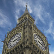 Big Ben Dramatic View — Foto Stock