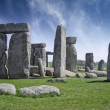 Stonehenge Rocks — Stock Photo #6101942