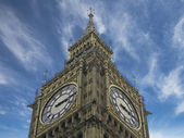 Big Ben Dramatic View — Stock Photo