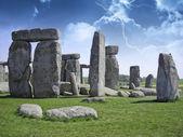 Stonehenge Rocks — Stock Photo