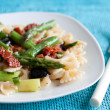 Pasta with asparagus — Stock Photo #6105149