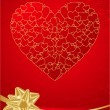 Valentine's day illustration — Vector de stock  #5578163